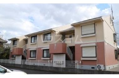 セジュールYKⅡ 1階 2DK 賃貸アパート