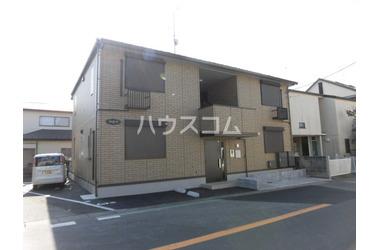 Smile Ⅱ 2階 2DK 賃貸アパート