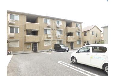 モントレゾール 2階 2LDK 賃貸アパート