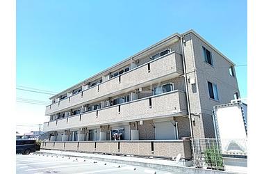 ベルレージュ 3階 2K 賃貸アパート