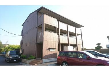 姫宮 徒歩19分 2階 1DK 賃貸アパート
