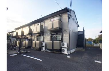 江戸川台 徒歩19分 2階 1K 賃貸アパート