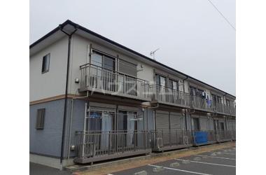 江戸川台 徒歩7分 2階 2LDK 賃貸アパート
