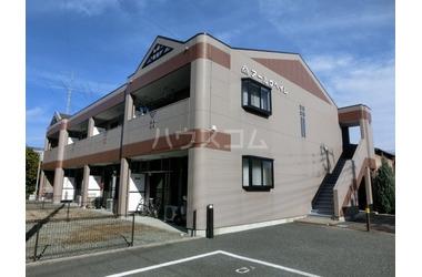新松田 徒歩15分 2階 2LDK 賃貸アパート