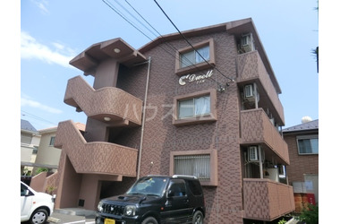 箱根板橋 徒歩8分 1階 1DK 賃貸マンション