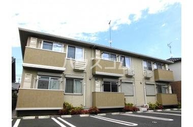 新三郷 バス15分 停歩5分 2階 2DK 賃貸アパート