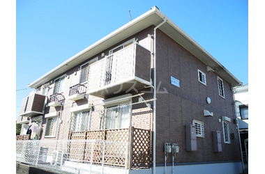 リバーストーンA 2階 2LDK 賃貸アパート