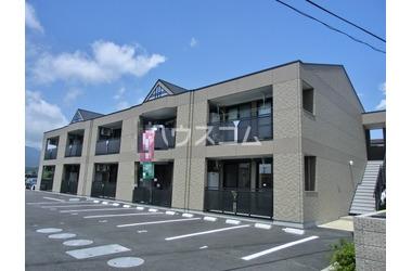 新松田 バス9分 停歩10分 1階 2LDK 賃貸アパート