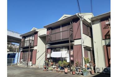箱根板橋 徒歩7分 2階 2DK 賃貸アパート