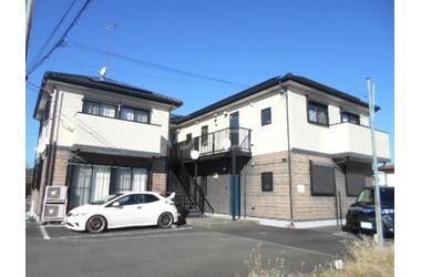 富士フイルム前 徒歩16分 1階 2DK 賃貸アパート