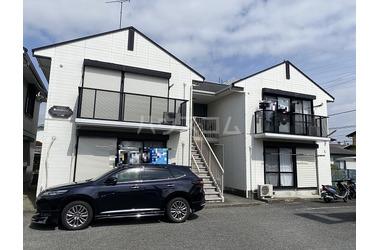 飯田岡 徒歩16分 1階 2LDK 賃貸アパート