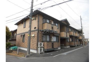 元山 徒歩20分 2階 2LDK 賃貸アパート