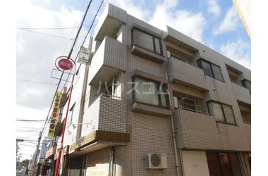 京王片倉 徒歩13分 3階 2DK 賃貸マンション