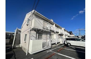 高根木戸 徒歩4分 2階 2DK 賃貸アパート