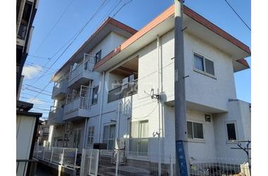 野島公園 徒歩9分 3階 2DK 賃貸マンション