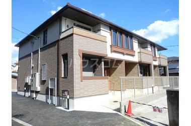 鶴川 バス18分 停歩7分 2階 2LDK 賃貸アパート