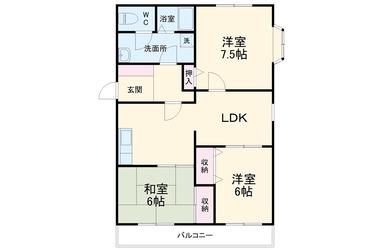 蓮田 バス11分 停歩3分 3階 1R 賃貸アパート