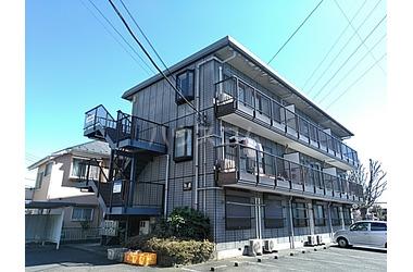 東福生 徒歩8分 3階 2DK 賃貸マンション