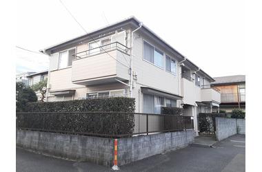 ガアデンハイツ立川 1階 2DK 賃貸アパート
