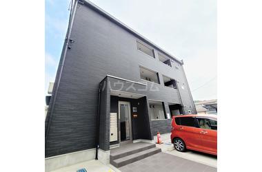 星川 徒歩15分 3階 1K 賃貸アパート