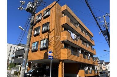 サンハイツ富士見 3階 2LDK 賃貸マンション