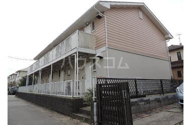 ニットウハイツ 2階 1DK 賃貸アパート