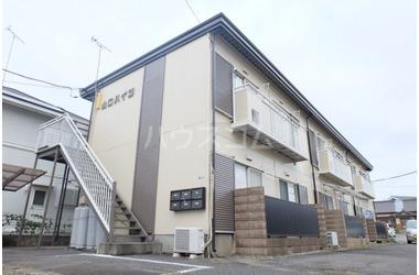 安塚 徒歩53分 2階 2DK 賃貸アパート
