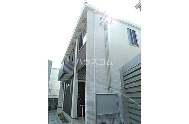 ルミナーレ上野毛 1階 1LDK 賃貸アパート