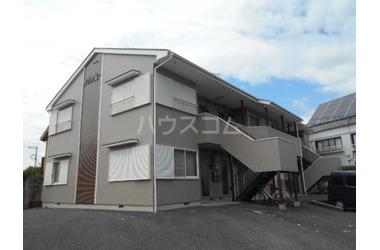 メゾンユー 2階 2DK 賃貸アパート