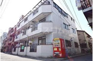 京成関屋 徒歩7分 2階 2DK 賃貸マンション