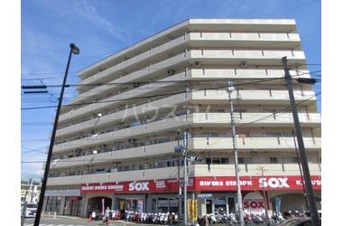 リヴィエールレジョン 8階 2DK 賃貸マンション