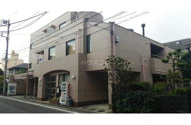 桜台コートハウス 1階 4LDK 賃貸マンション