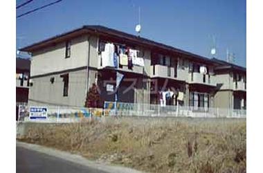 グローネ飯倉台 D 2階 2DK 賃貸アパート