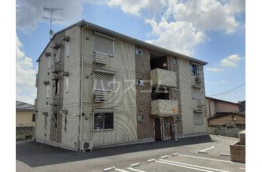 東千葉 徒歩23分 3階 2DK 賃貸アパート