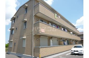 ハイツバンビス 3階 2LDK 賃貸アパート