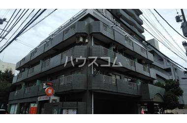 パークサイド安達 4階 1K 賃貸マンション