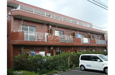白糸台 徒歩6分 3階 2DK 賃貸マンション