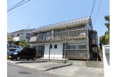 メジロハウス 2階 3DK 賃貸アパート