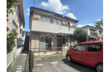 京王片倉 徒歩8分 1階 2DK 賃貸アパート