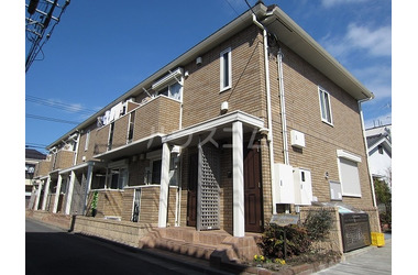 京王多摩川 徒歩7分 1階 1LDK 賃貸アパート