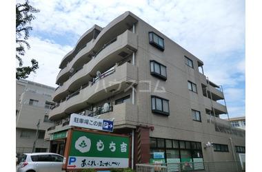 エスパスハマノ 4階 2LDK 賃貸マンション