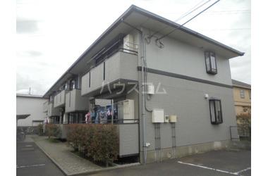 クレセントハウス 2階 2DK 賃貸アパート