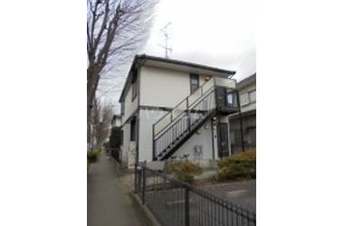 多磨霊園 徒歩8分 1階 2DK 賃貸アパート