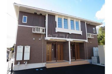 ポラリス・ハウス B 2階 2LDK 賃貸アパート
