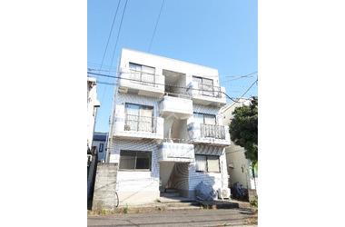 京急久里浜 徒歩17分 3階 2DK 賃貸マンション
