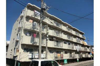 中浦和 徒歩12分 4階 3DK 賃貸マンション