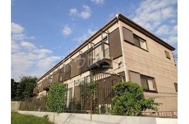田園調布 徒歩8分 2階 2DK 賃貸アパート