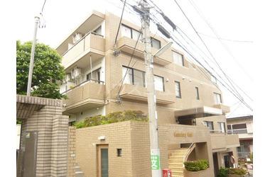 カンタベリー コート 3階 2DK 賃貸マンション
