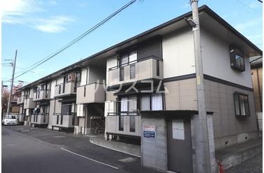 与野本町 徒歩11分 2階 3DK 賃貸アパート