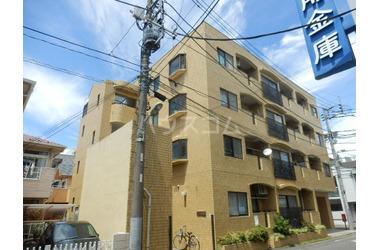サニーレジデンス鵜の木 4階 2DK 賃貸マンション